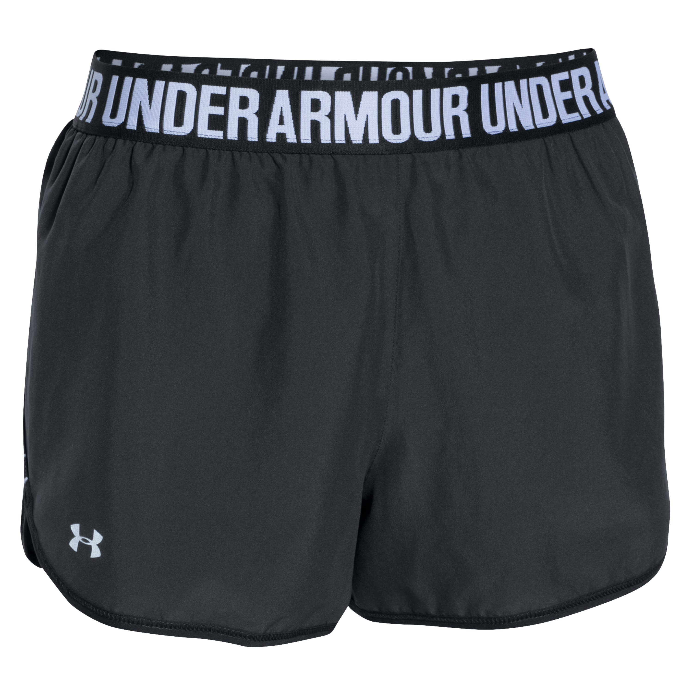 Under Armour Damen Shorts Perfect Pace schwarz
