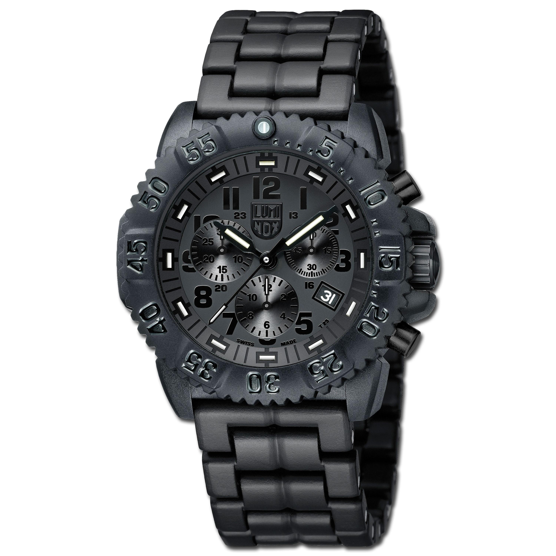 Uhr Luminox 3082 Chronograph Blackout