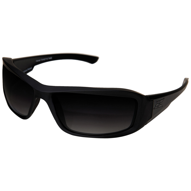 Edge Tactical Brille Hamel schwarz Gradient Smoke
