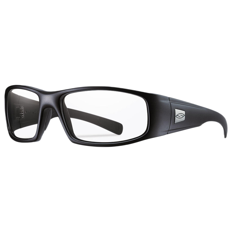 Smith Optics Brille Hideout Elite schwarz klares Glas