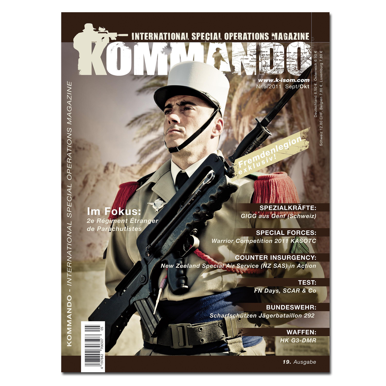 Kommando Magazin K-ISOM Ausgabe: 19