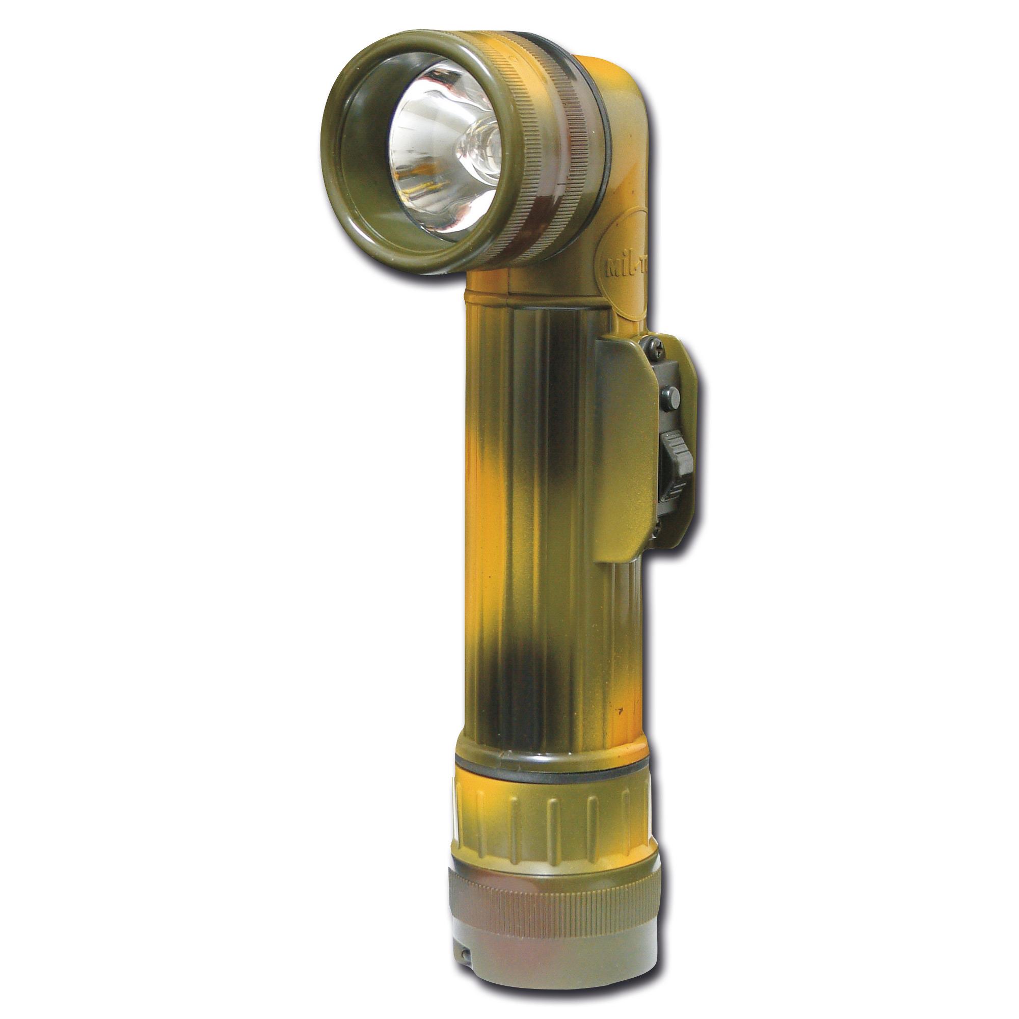 Winkellampe Import gross tarn