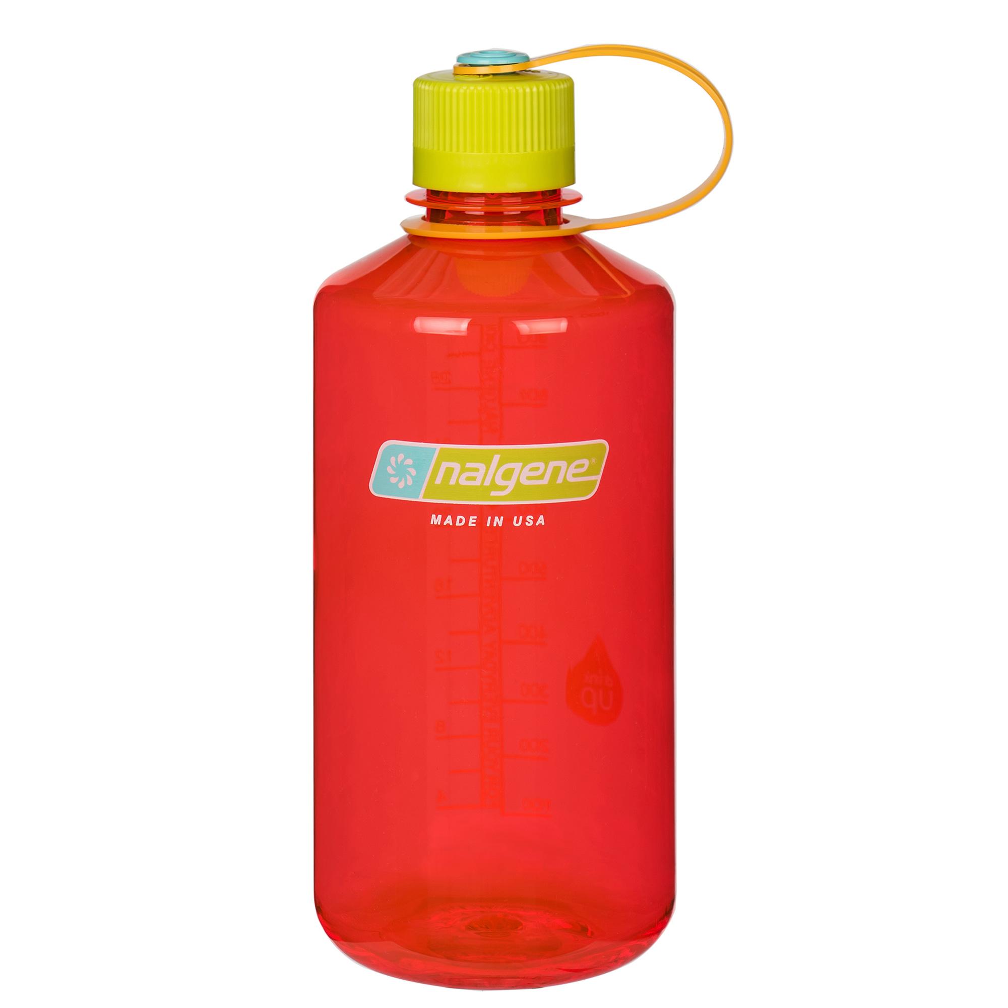 Nalgene Trinkflasche Enghals pomegranate 1 L