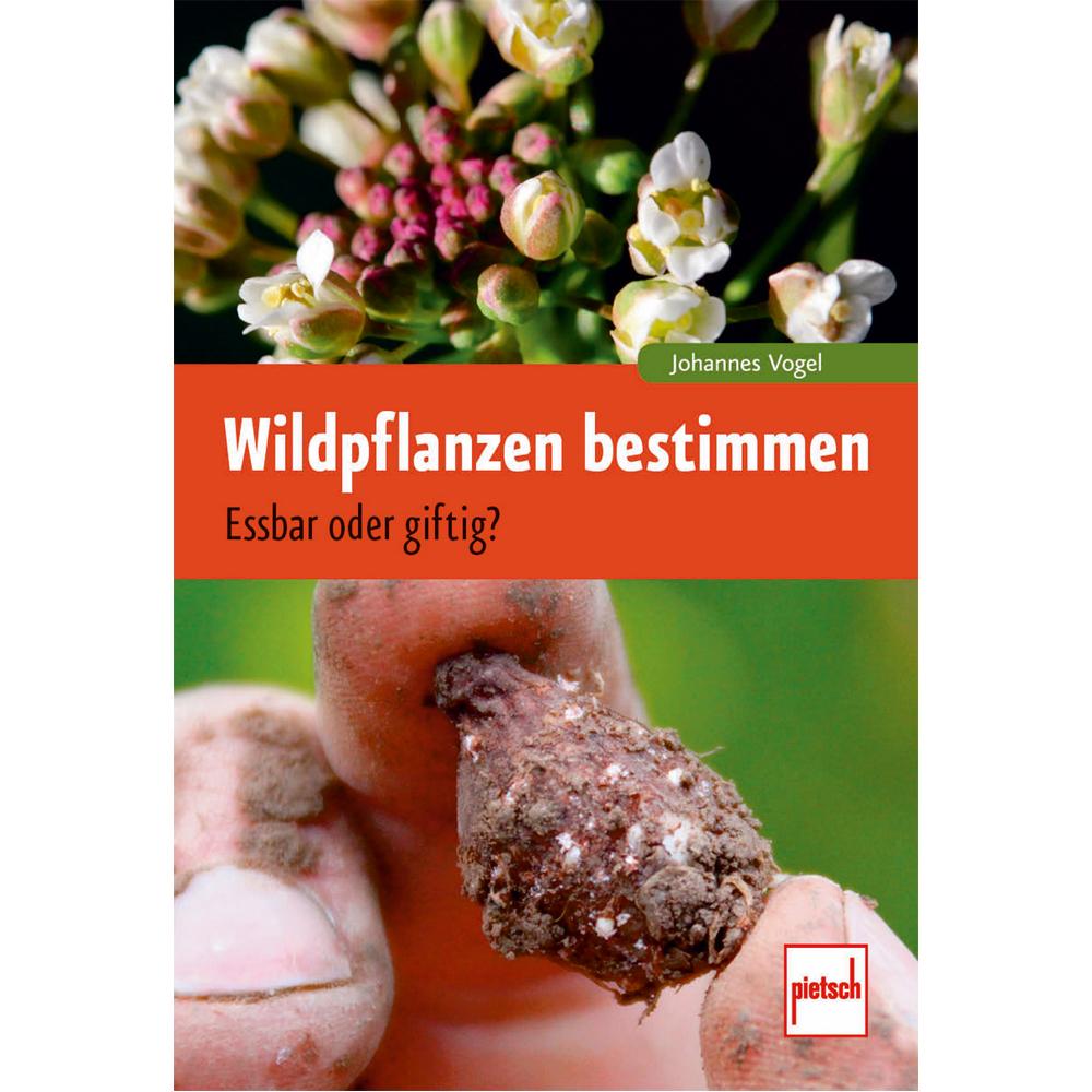 Buch Wildpflanzen bestimmen - Essbar oder giftig