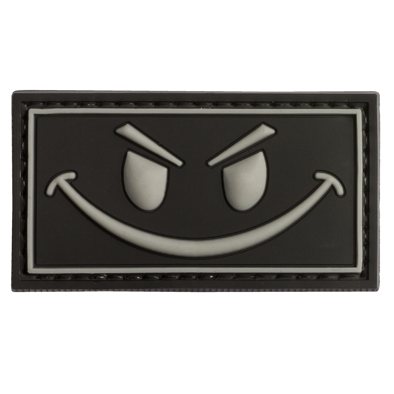 TAP 3D Patch Evil Smiley swat