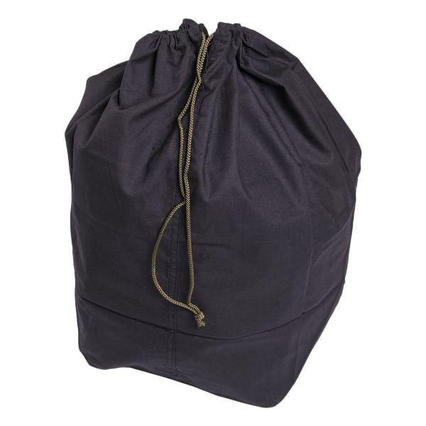 Französischer Wäschesack dunkelblau gebraucht