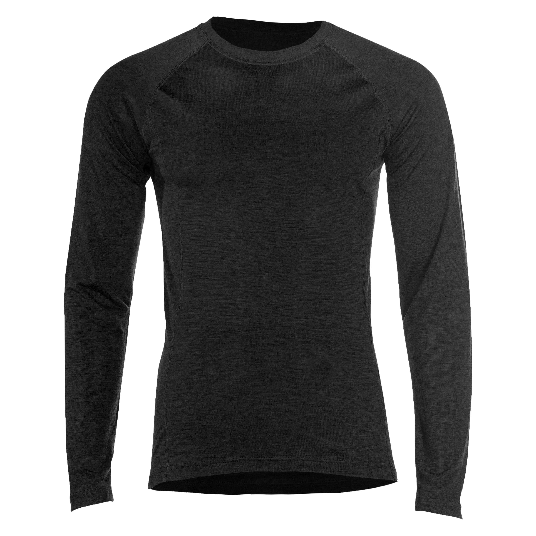 UF Pro Merino Shirt Langarm schwarz