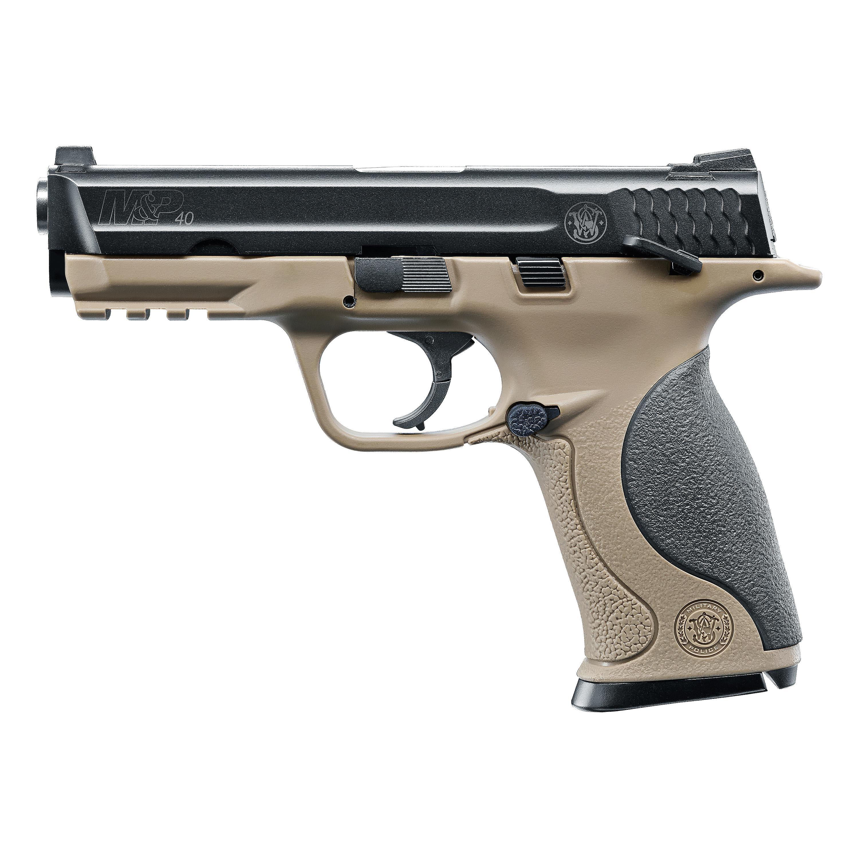 Smith & Wesson Luftpistole M&P40 TS 4.5 mm FDE