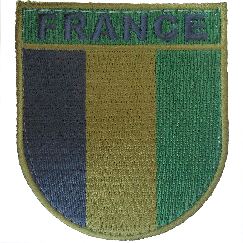 TOE Concept Armabzeichen Frankreich low visibility