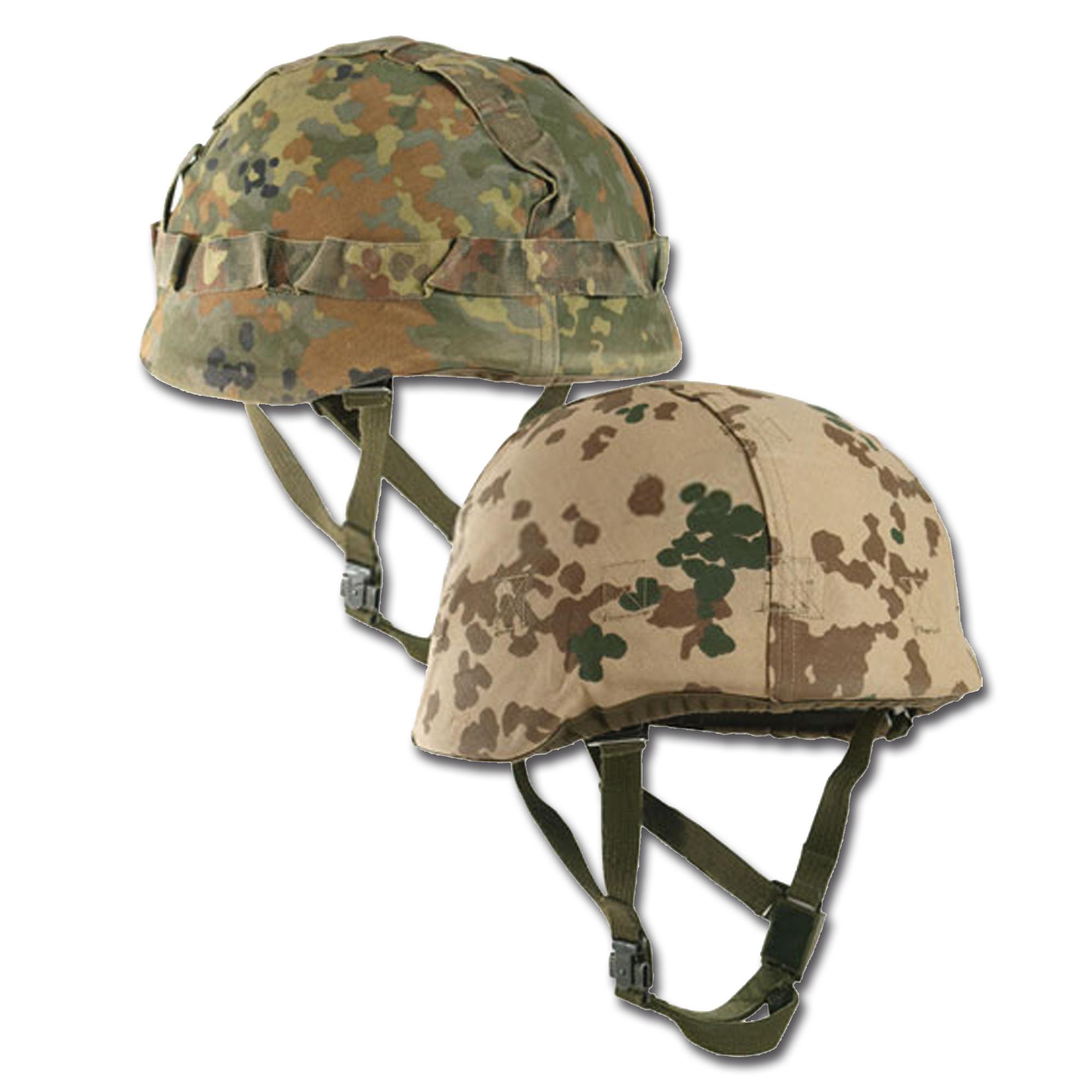 Helmbezug Gefechtshelm wendbar gebraucht
