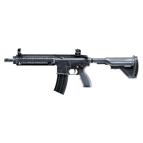 Heckler Koch Airsoft Gewehr HK416 CQB V2 1.3 J S-AEG schwarz