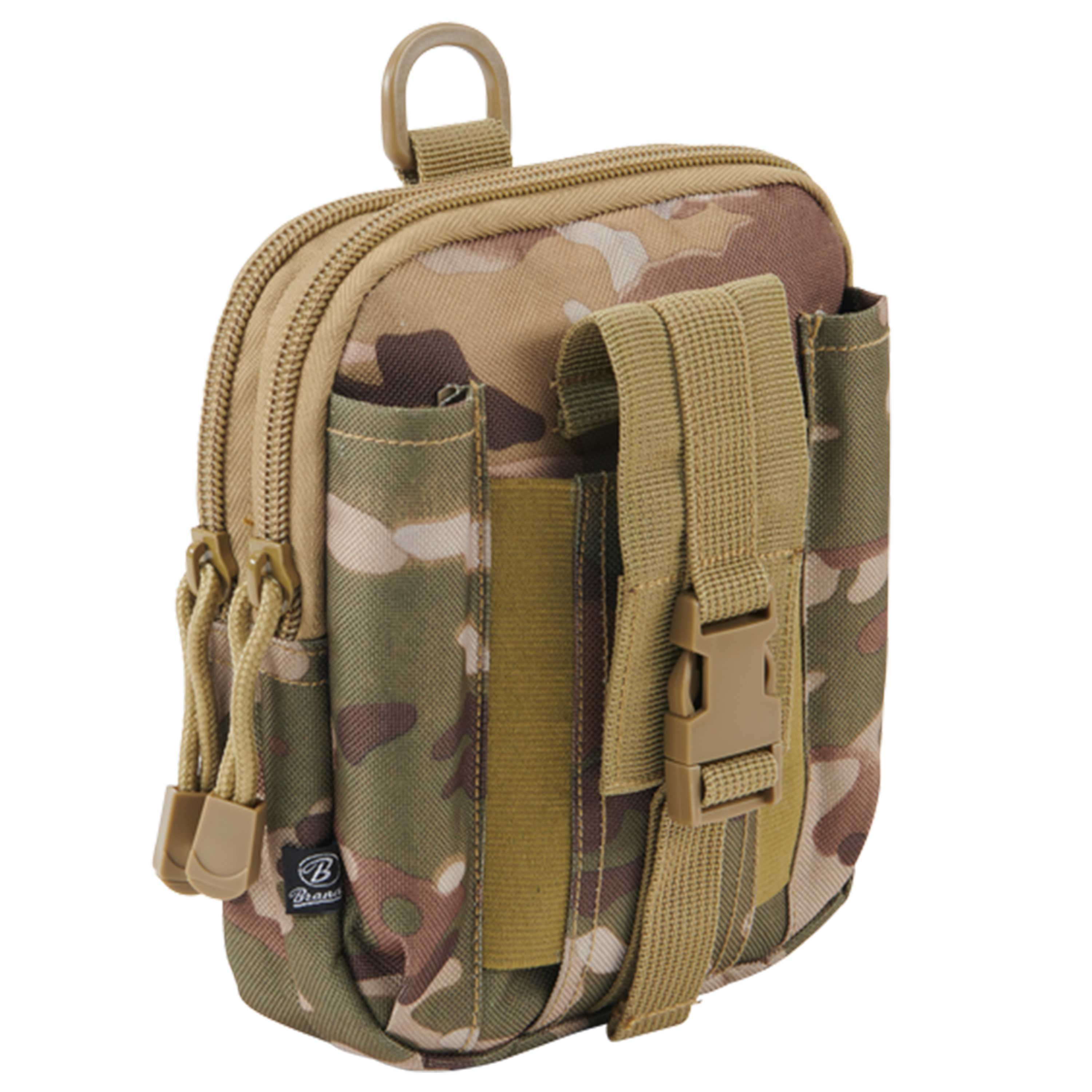 Brandit Molle Pouch Functional tactical camo