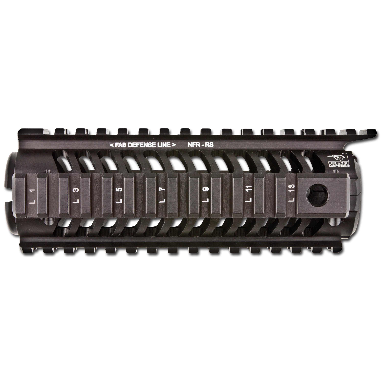 FAB Defense 4 Rail Aluminium Handguard M4