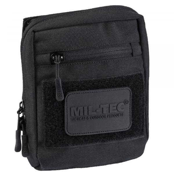 Mil-Tec Koppeltasche Multipurpose mit Klettrücken schwarz