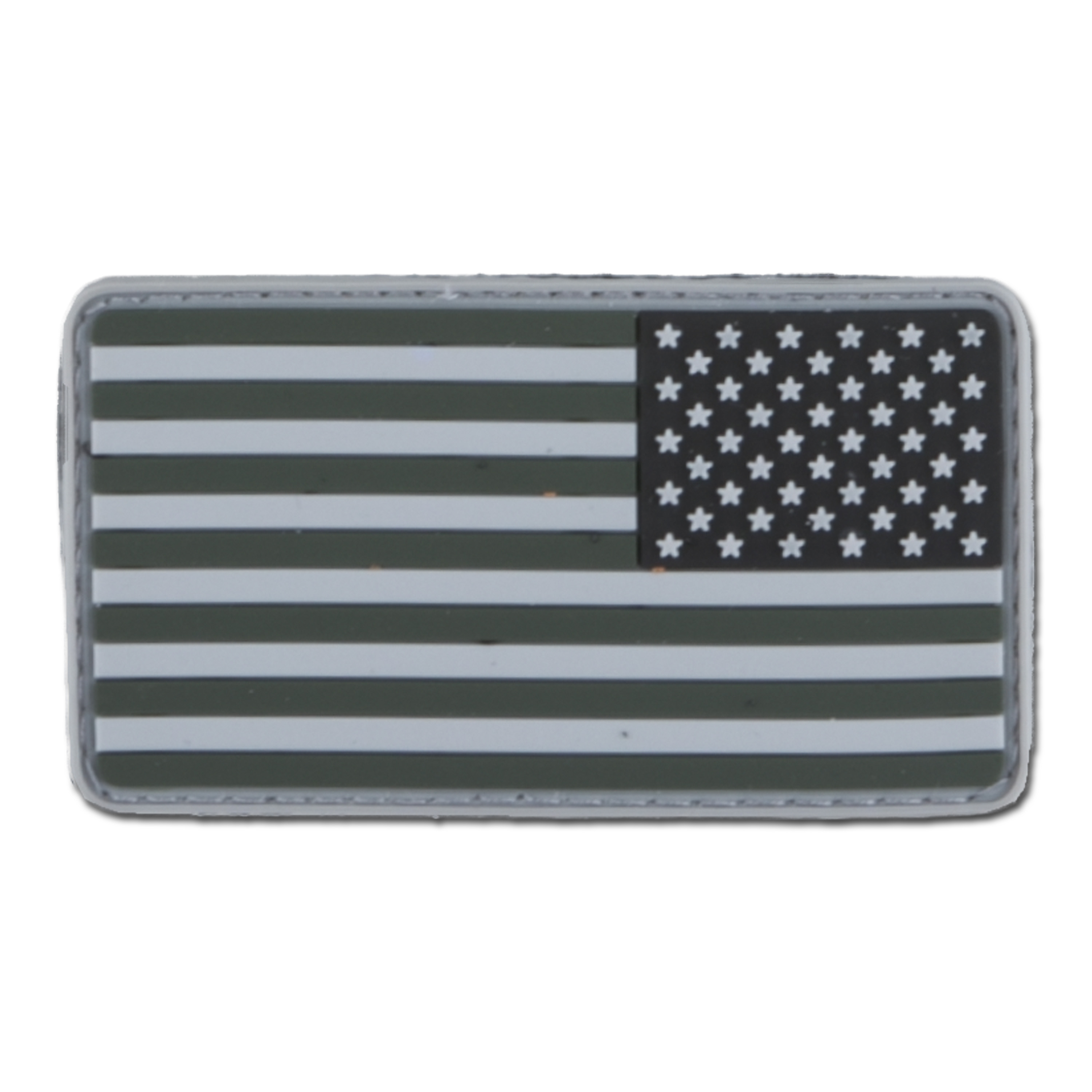 3D-Patch US Flag reversed swat