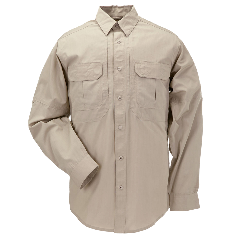 5.11 Taclite Pro Shirt Langarm khaki