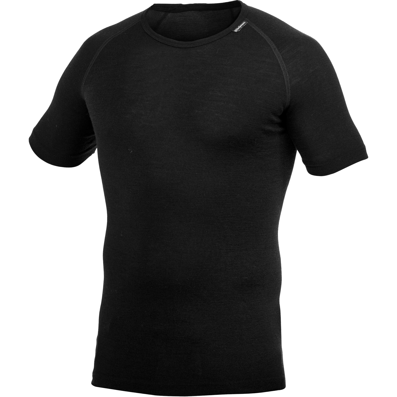Woolpower Lite T-Shirt schwarz