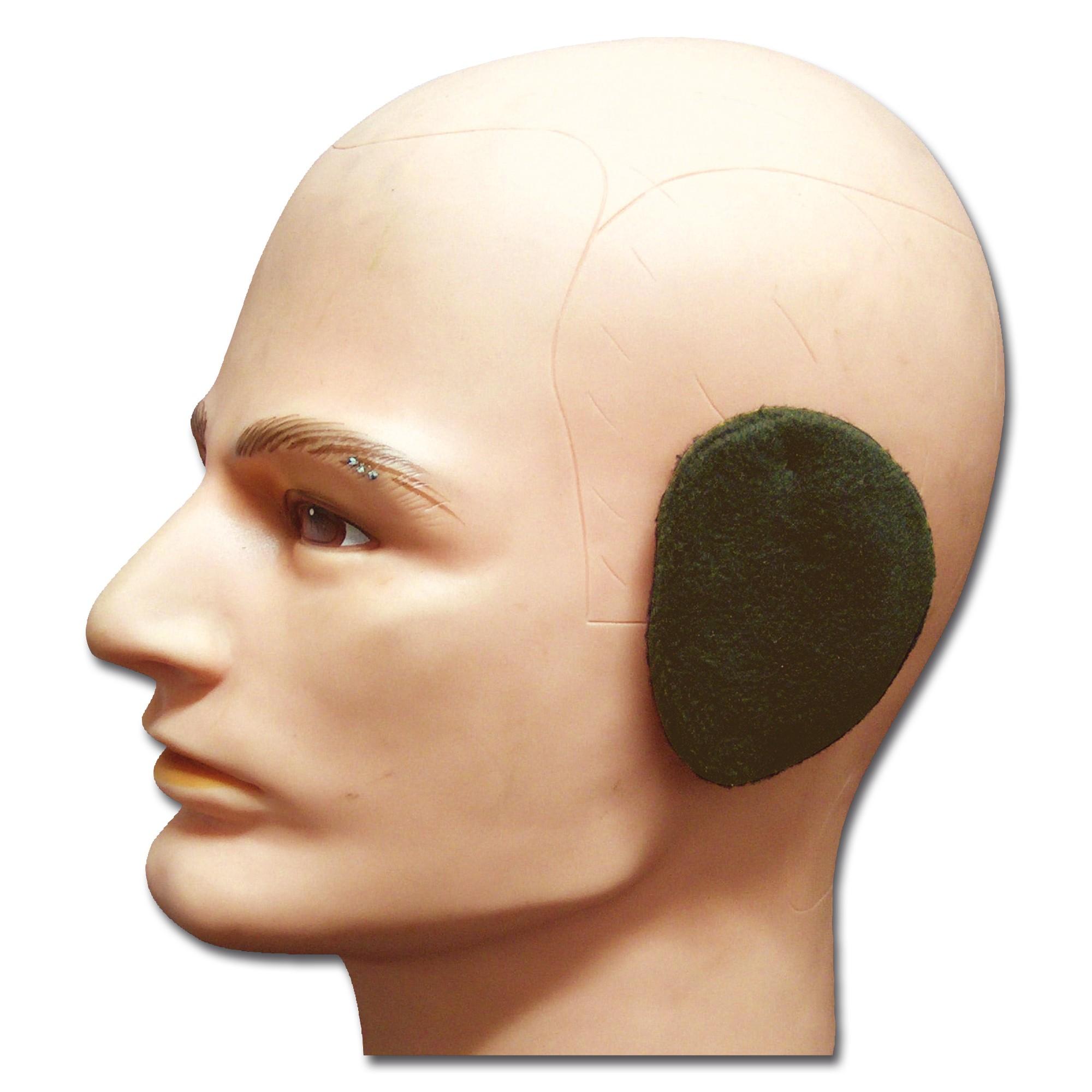 Ohrenschützer Earbags oliv