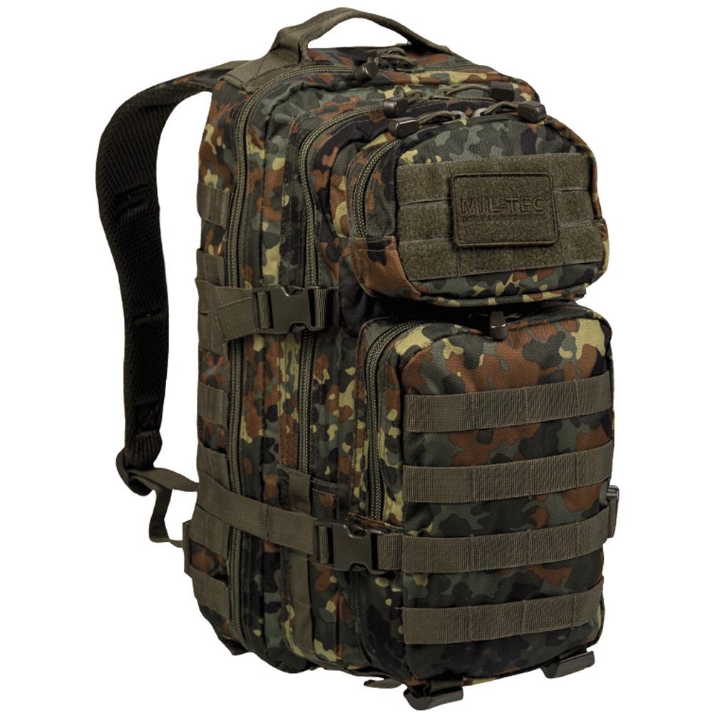 Rucksack US Assault Pack flecktarn