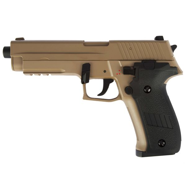 Cyma Airsoft Pistole P226 AEP tan