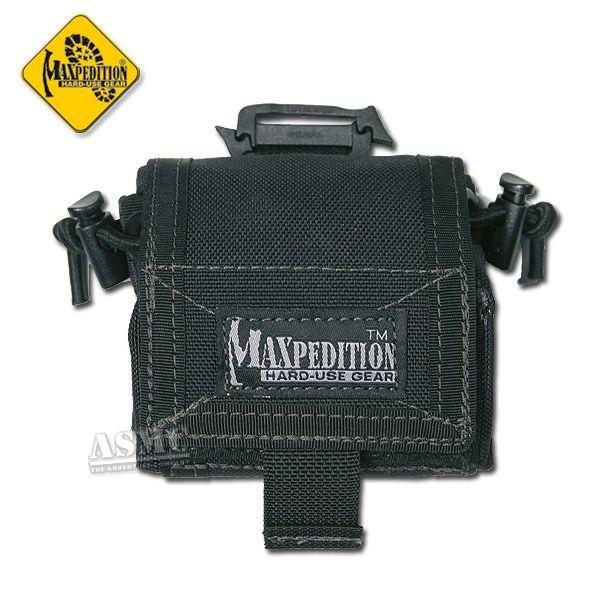 Maxpedition Rollypoly schwarz