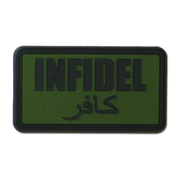 3D-Patch Infidel forest