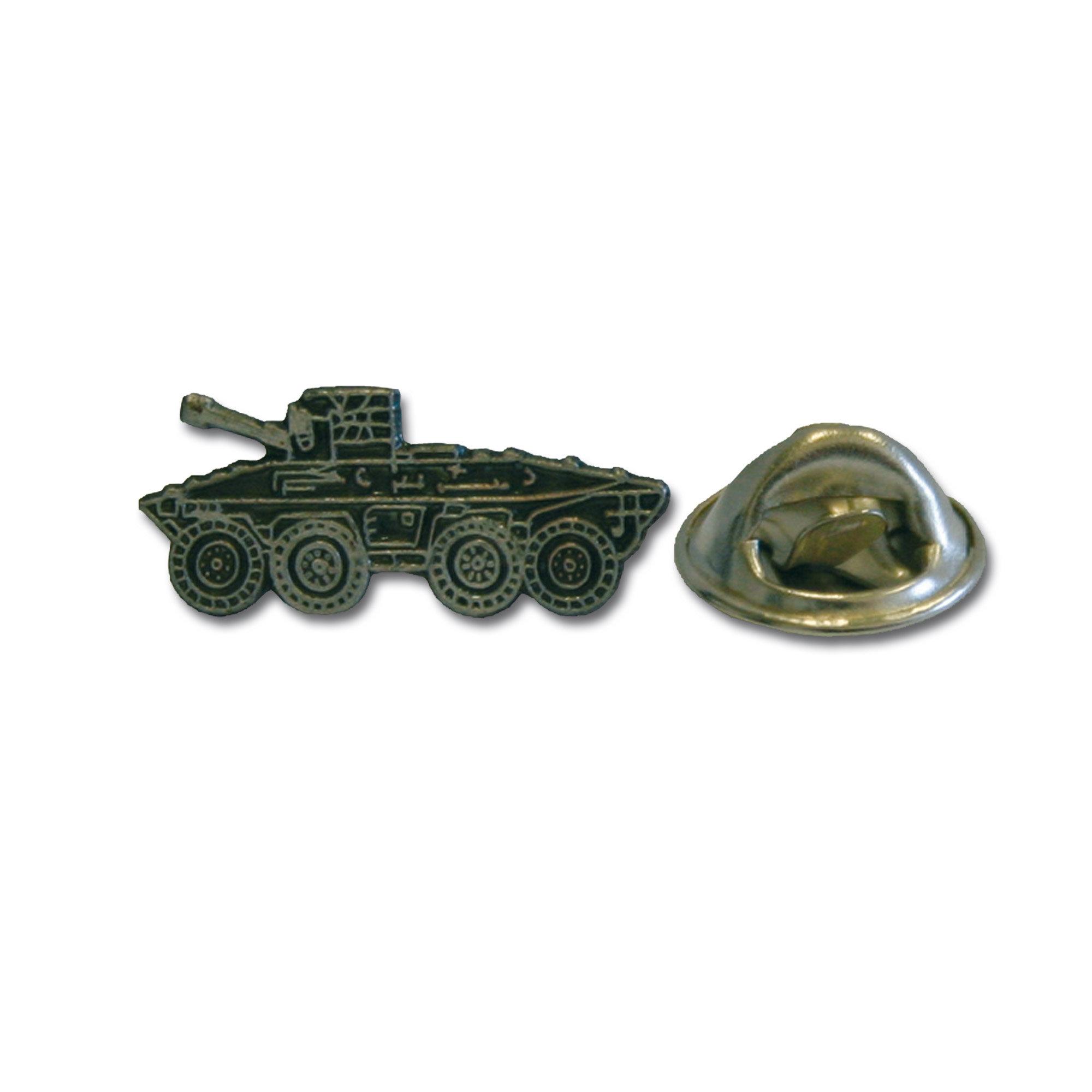 Pin Mini Metall Luchs