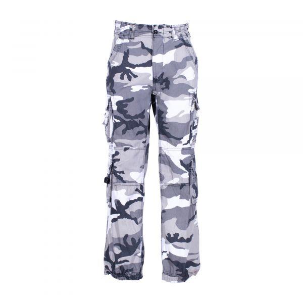 Hose Brandit Pure Vintage Trouser urban