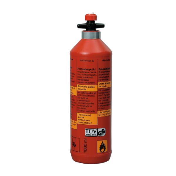 Trangia Flüssigbrennstoff Sicherheitsflasche 1,0 l