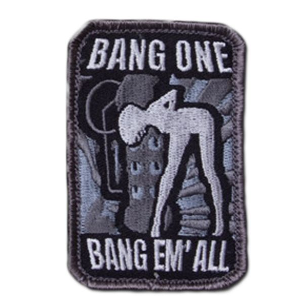 MilSpecMonkey Patch Bang One Bang Em All small swat