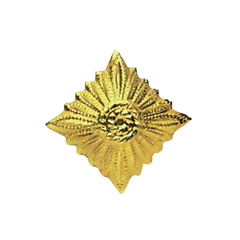 NVA Dienstgradstern gold