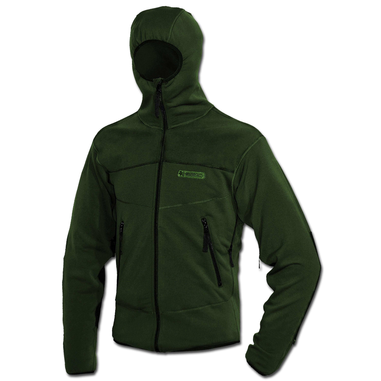 Sneaker Jacket Warmpeace TL oliv