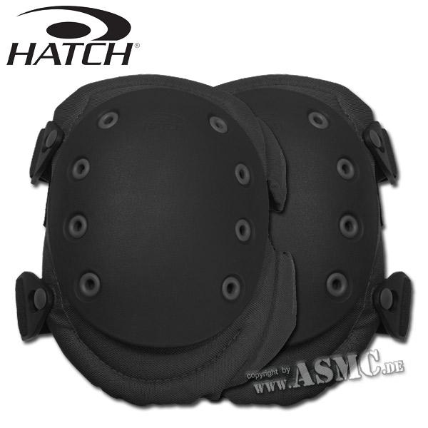 Knieschutz Hatch Centurion schwarz