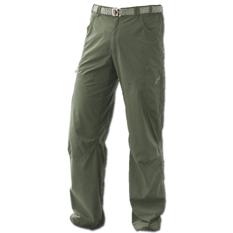 Corsar Pants Warmpeace grün