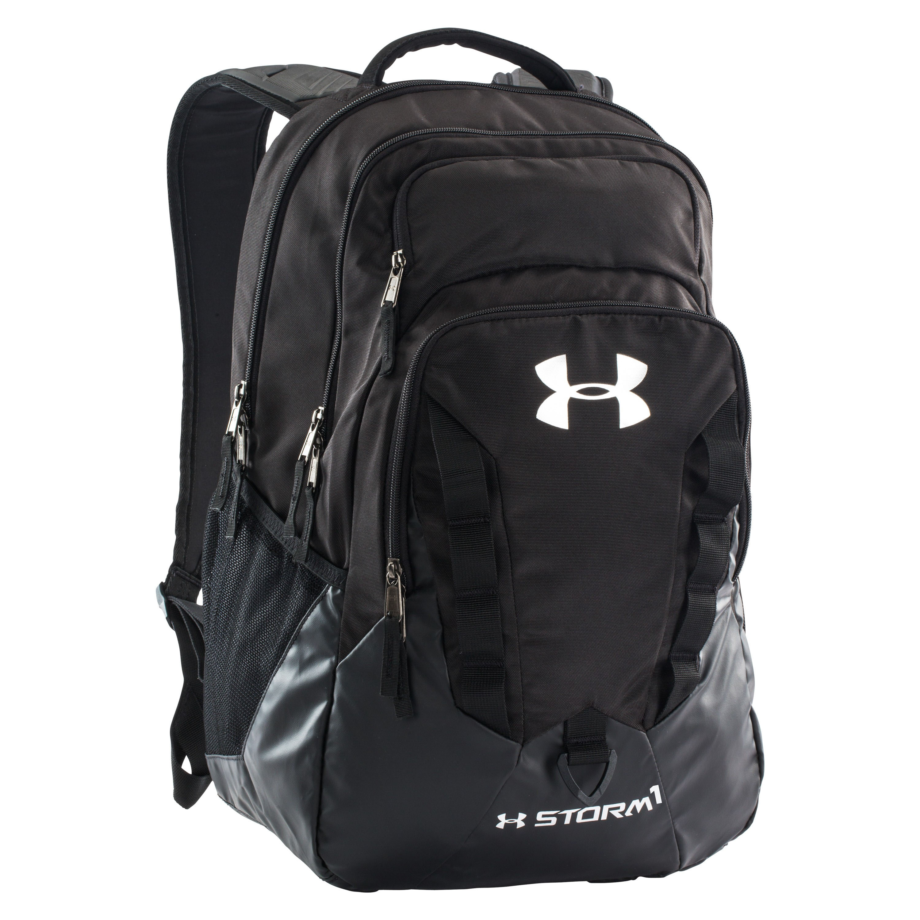 Under Armour Rucksack Recruit schwarz