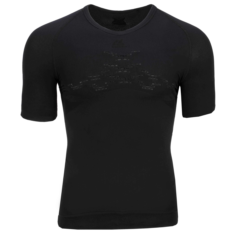X-Bionic Shirt Energizer MK3 LT V-Neck SH SL schwarz