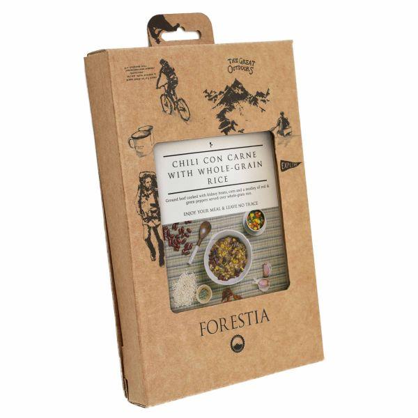 Forestia Chili Con Carne mit Vollkornreis