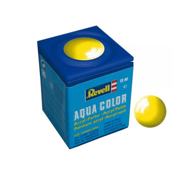 Revell Aqua Color glänzend gelb