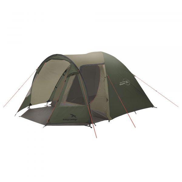 Easy Camp Kuppelzelt Blazar 400 Rustic grün