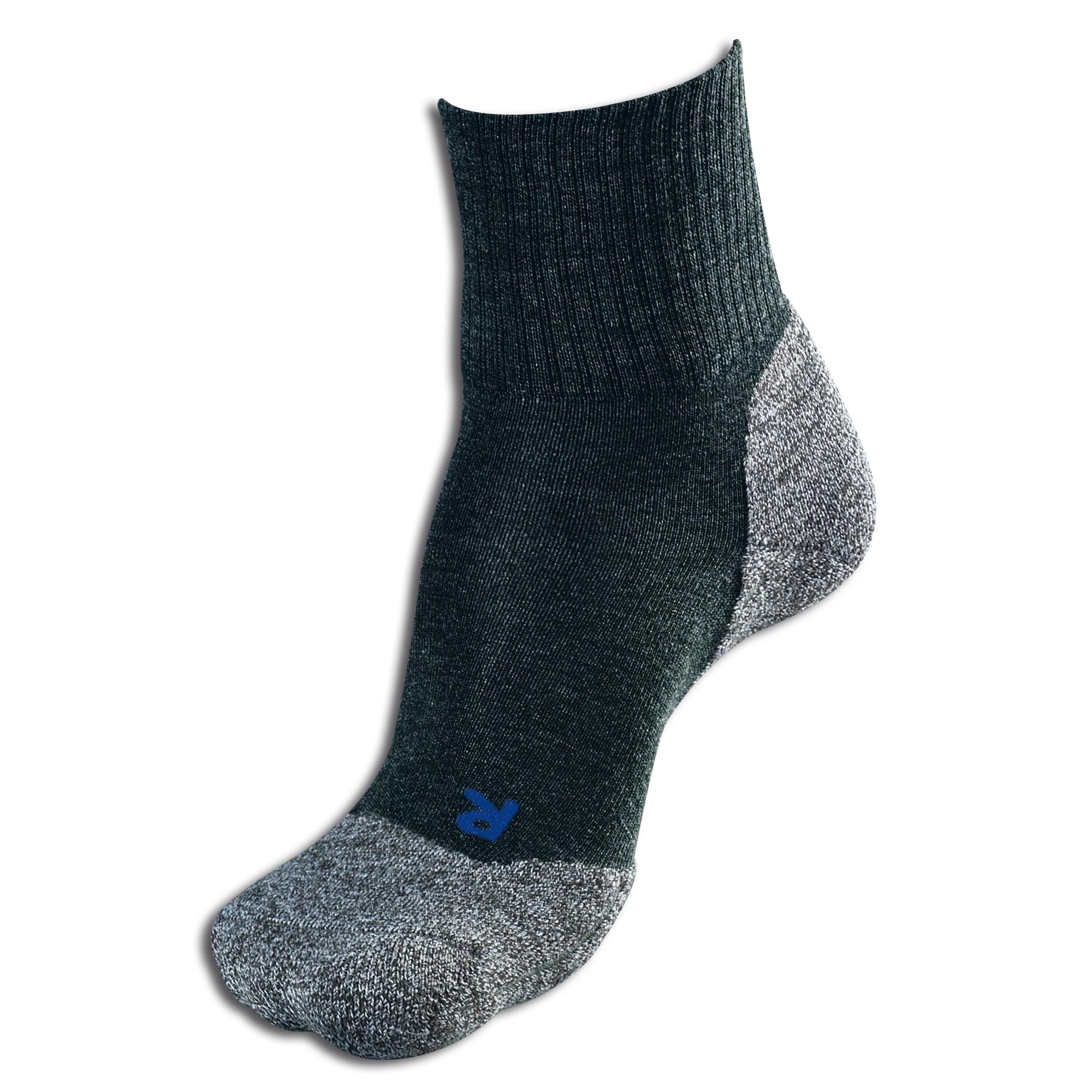 Socken Falke TK2 Short Cool schwarz