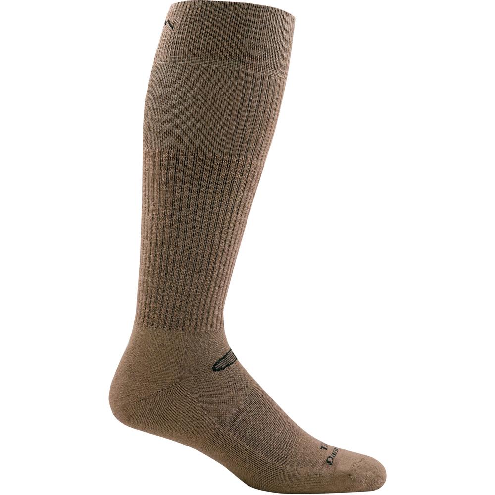 DarnTough Socken T3005 Tactical MC Light Cushion coyote