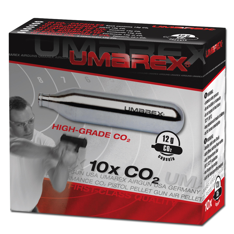 CO2-Kapseln Umarex 10-er Pack