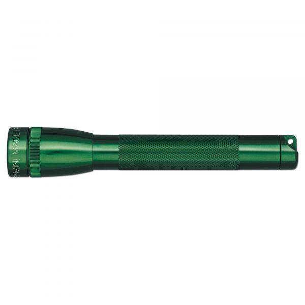 Lampe Mini Mag-Lite grün