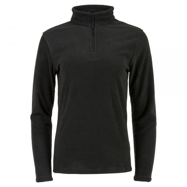 Highlander Pullover Womens Ember Fleece schwarz
