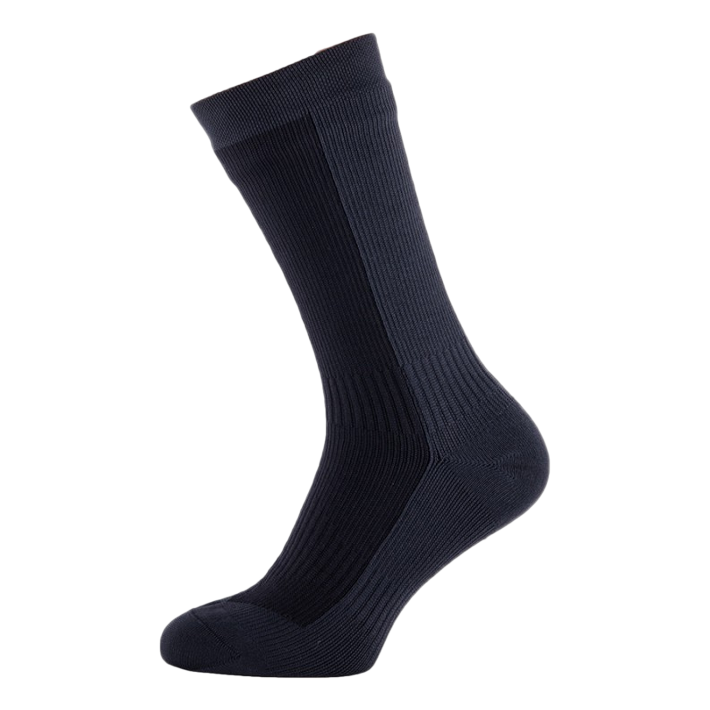 SealSkinz Socken Hiking Mid schwarz