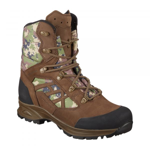 Haix Stiefel Nature Camo GTX braun camouflage