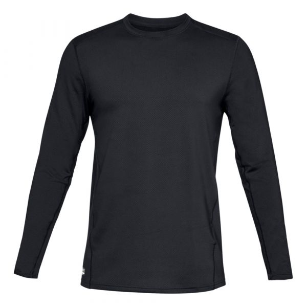 Under Armour Tactical Longsleeve Tac Crew Base schwarz