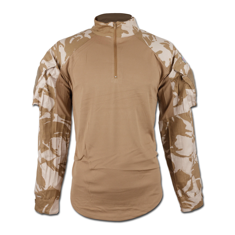 Britisches Combat Shirt desert