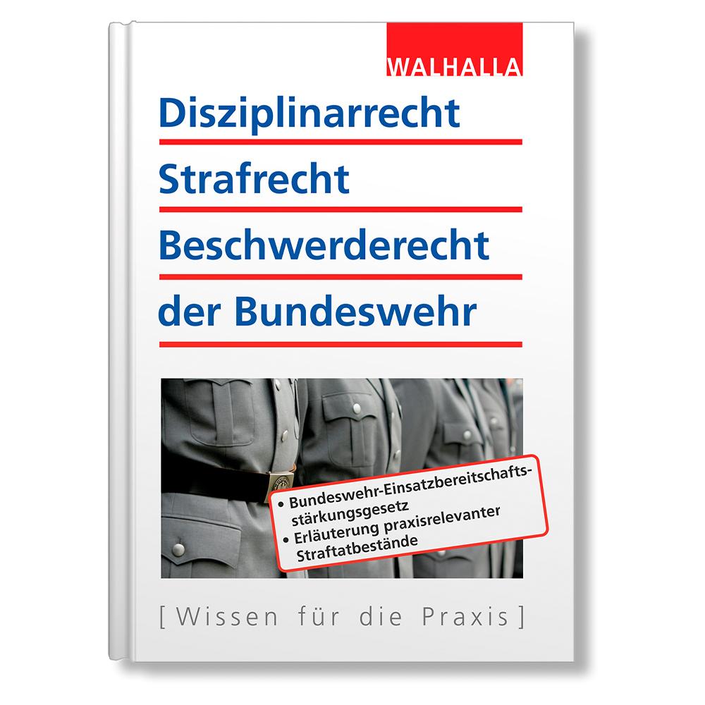 Buch Disziplinarrecht Strafrecht Beschwerderecht 2018