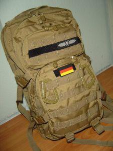 Sehr guter Rucksack